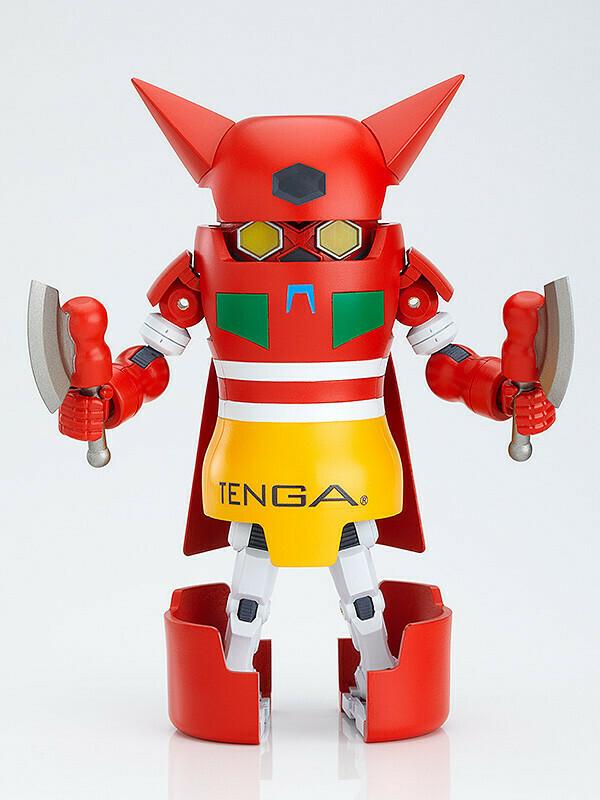 PRE-ORDER Getter TENGA Robo