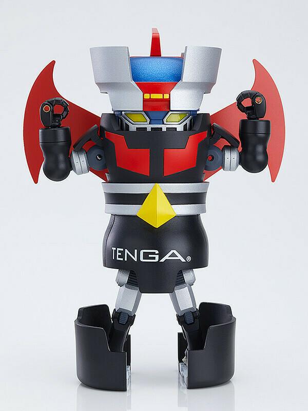 PRE-ORDER Mazinger TENGA Robo