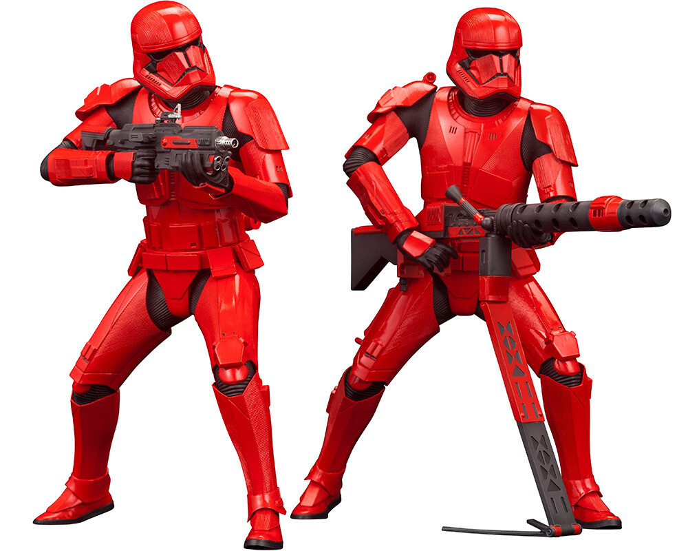 PRE-ORDER Star Wars Sith Trooper Two Pack ArtFX+ Statue