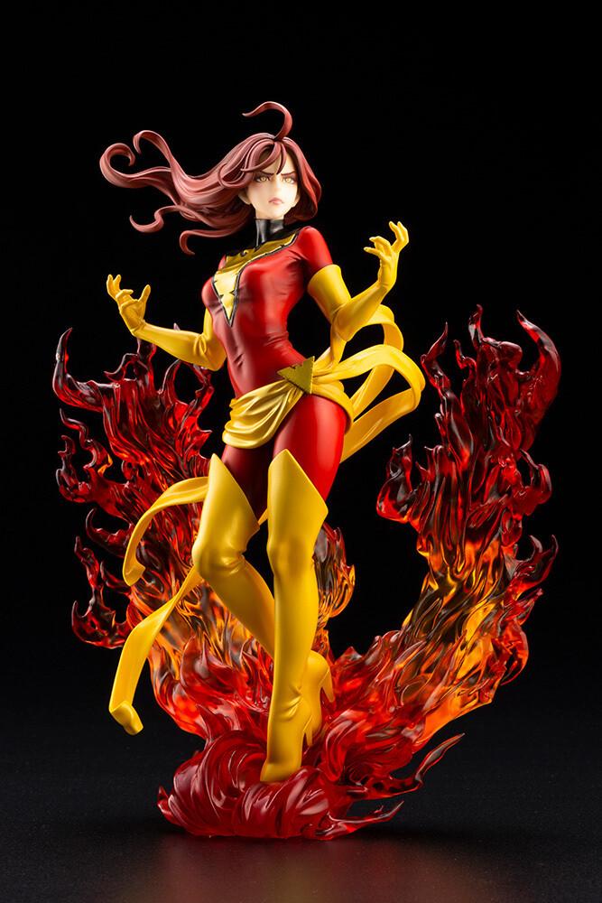 PRE-ORDER Marvel Dark Phoenix Rebirth Bishoujo Statue