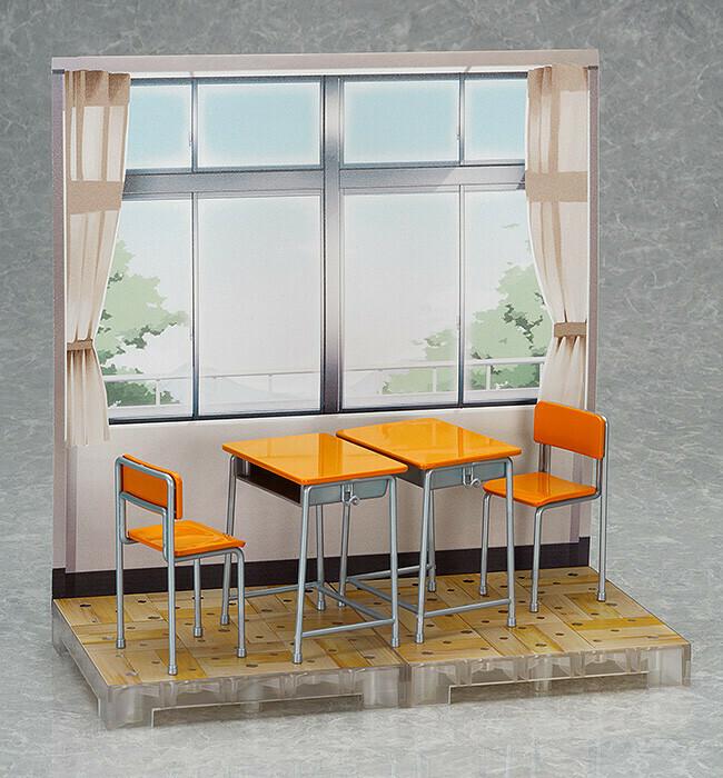 PRE-ORDER figmaPLUS: Classroom Set(re-run)