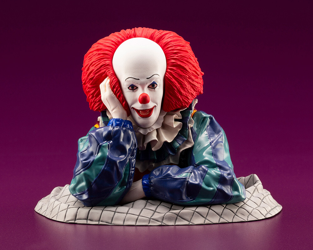 PRE-ORDER Pennywise from IT 1990 ARTFX STATUE