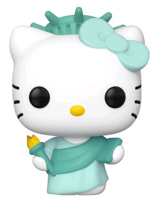Hello Kitty - Lady Liberty Anniversary Fall Convention Exclusive 2019 Exclusive Pop! Vinyl Figure