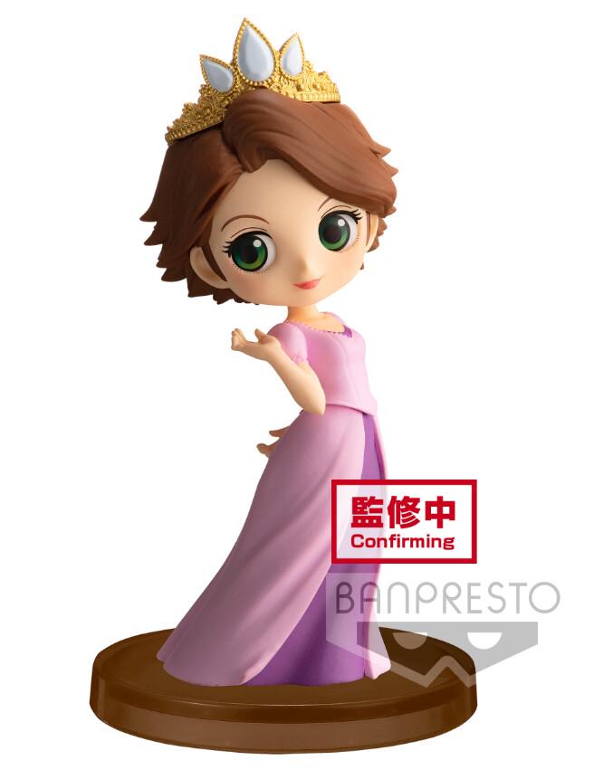 PRE-ORDER Disney Characters Q Posket Petit Rapunzel Short Hair
