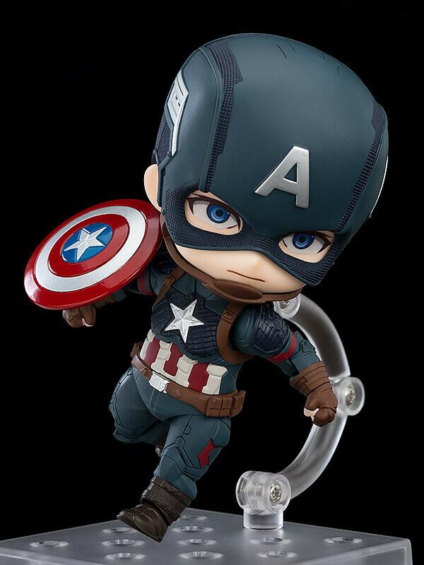 PRE-ORDER Nendoroid Captain America: Endgame Edition Standard Ver.