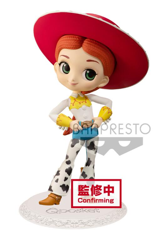 PRE-ORDER Q Posket Toy Story Jessie Ver B.