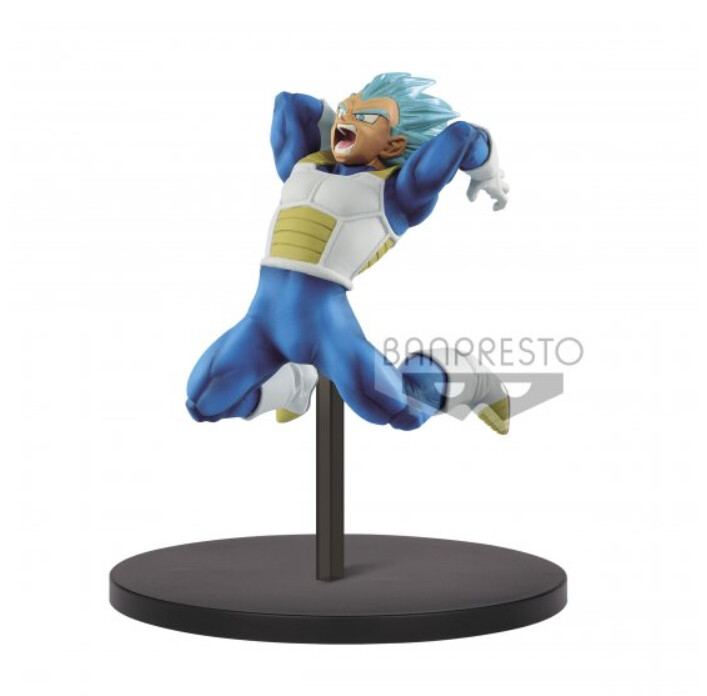 PRE-ORDER DB SUPER CHOSENSHIRETSUDEN VOL.7 (A:VEGETA SSJ GOD Blue