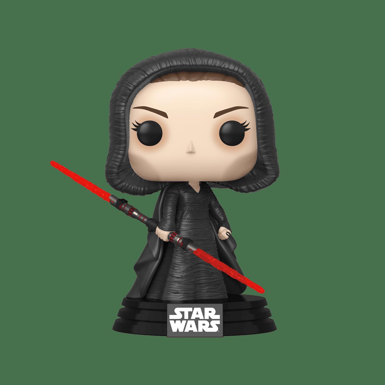 PRE-ORDER Star Wars: The Rise of Skywalker Dark Rey Pop! Vinyl Figure