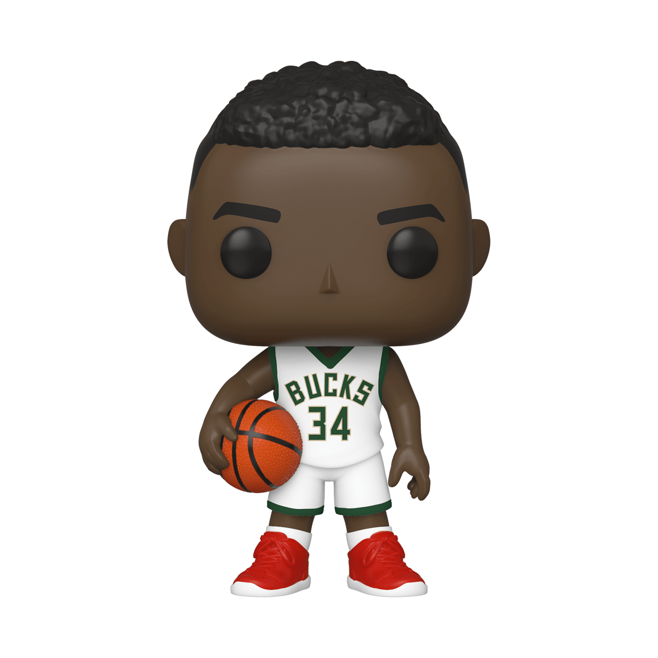 PRE-ORDER NBA: Bucks Giannis Antetokounmpo POP! Vinyl Figure