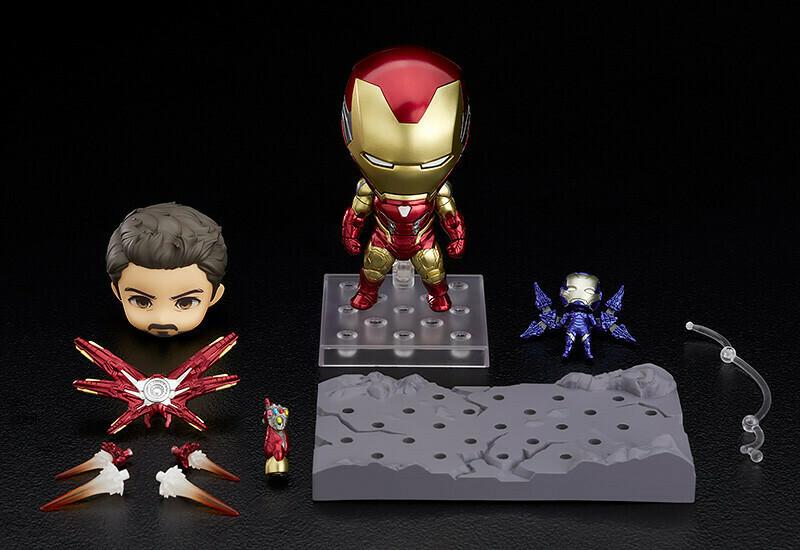 PRE-ORDER Nendoroid Iron Man Mark 85: Endgame Ver. DX
