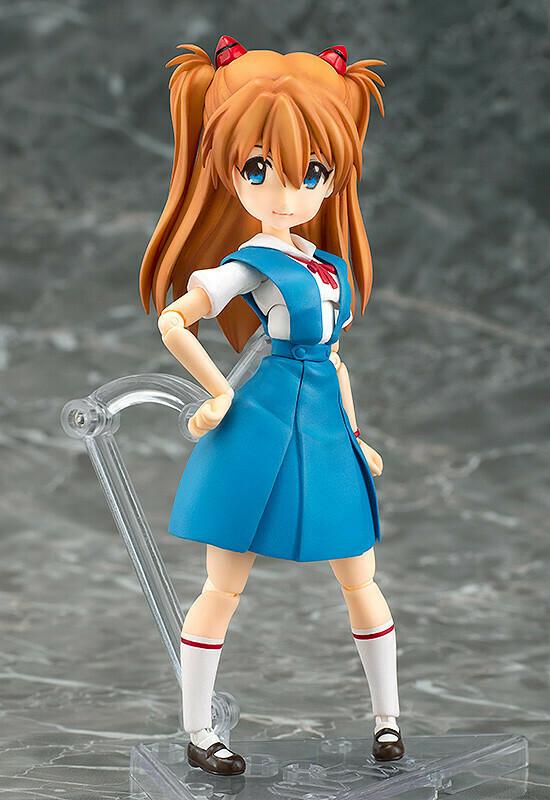 PRE-ORDER Parfom R! Asuka Shikinami Langley: School Uniform Ver.