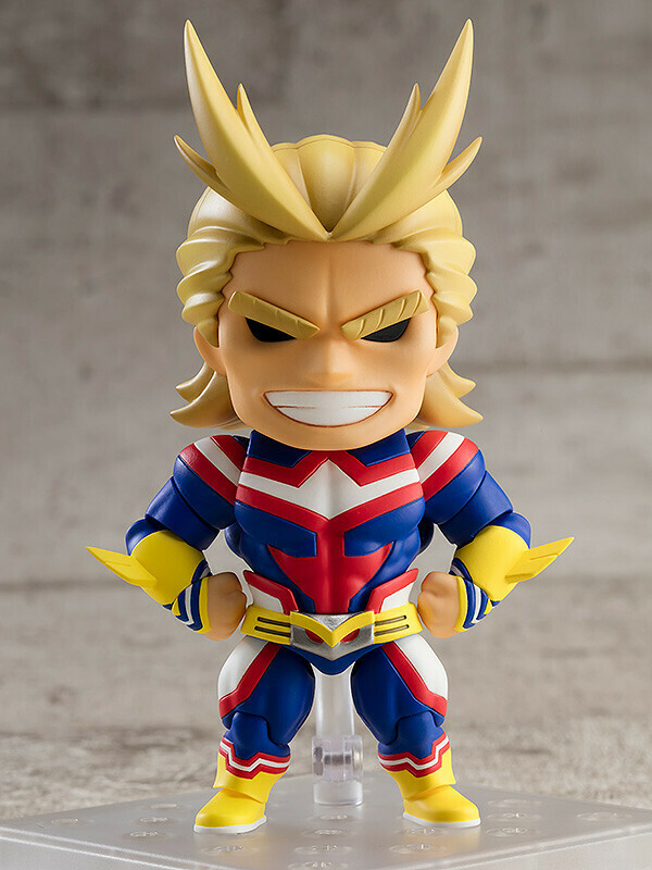 PRE-ORDER Nendoroid All Might