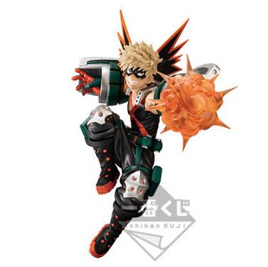 PRE-ORDER Ichiban MHA Next Gen. Bakugo