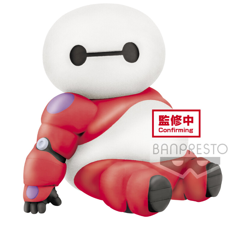 PRE-ORDER DISNEY CHARACTERS FLUFFY PUFFY~BAYMAX~(VER.B)
