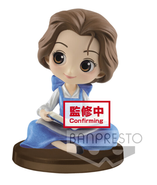 PRE-ORDER DISNEY CHARACTERS Q POSKET PETIT STORY OF BELLE(VER.A)