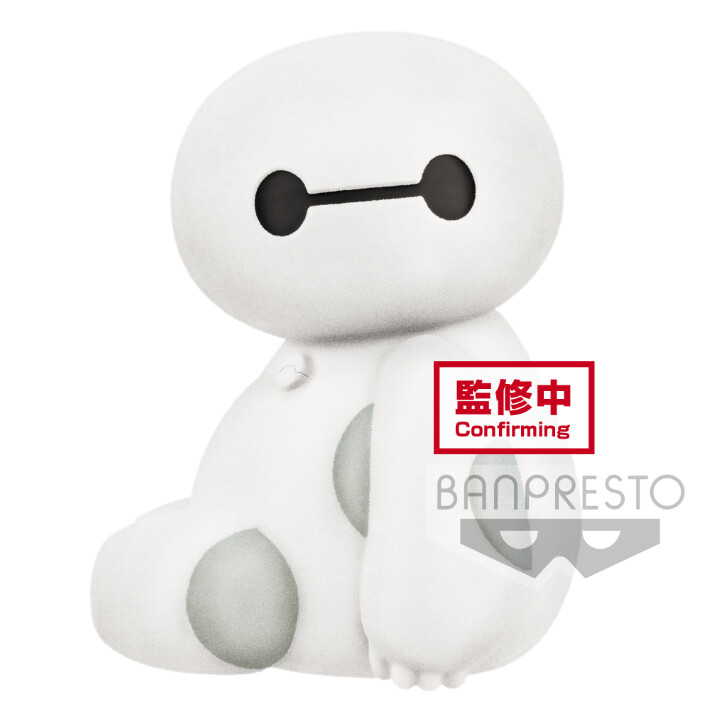 PRE-ORDER DISNEY CHARACTERS FLUFFY PUFFY~BAYMAX~(VER.A)
