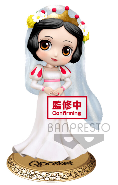 PRE-ORDER Q POSKET DISNEY CHARACTERS -SNOW WHITE- DREAMY STYLE(VER.A)