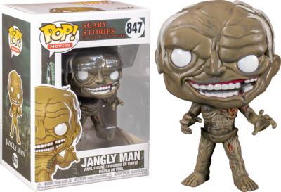 Scary Stories To Tell In The Dark - Jangly Man Pop! Vinyl Figure