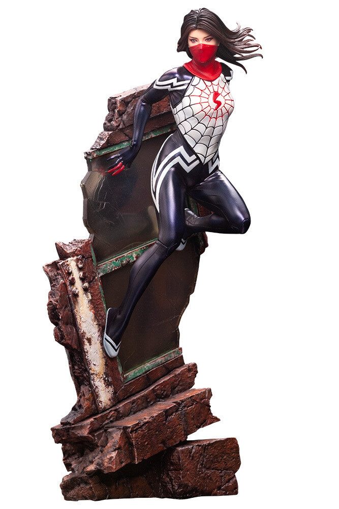 PRE-ORDER Silk ArtFX Premier Statue