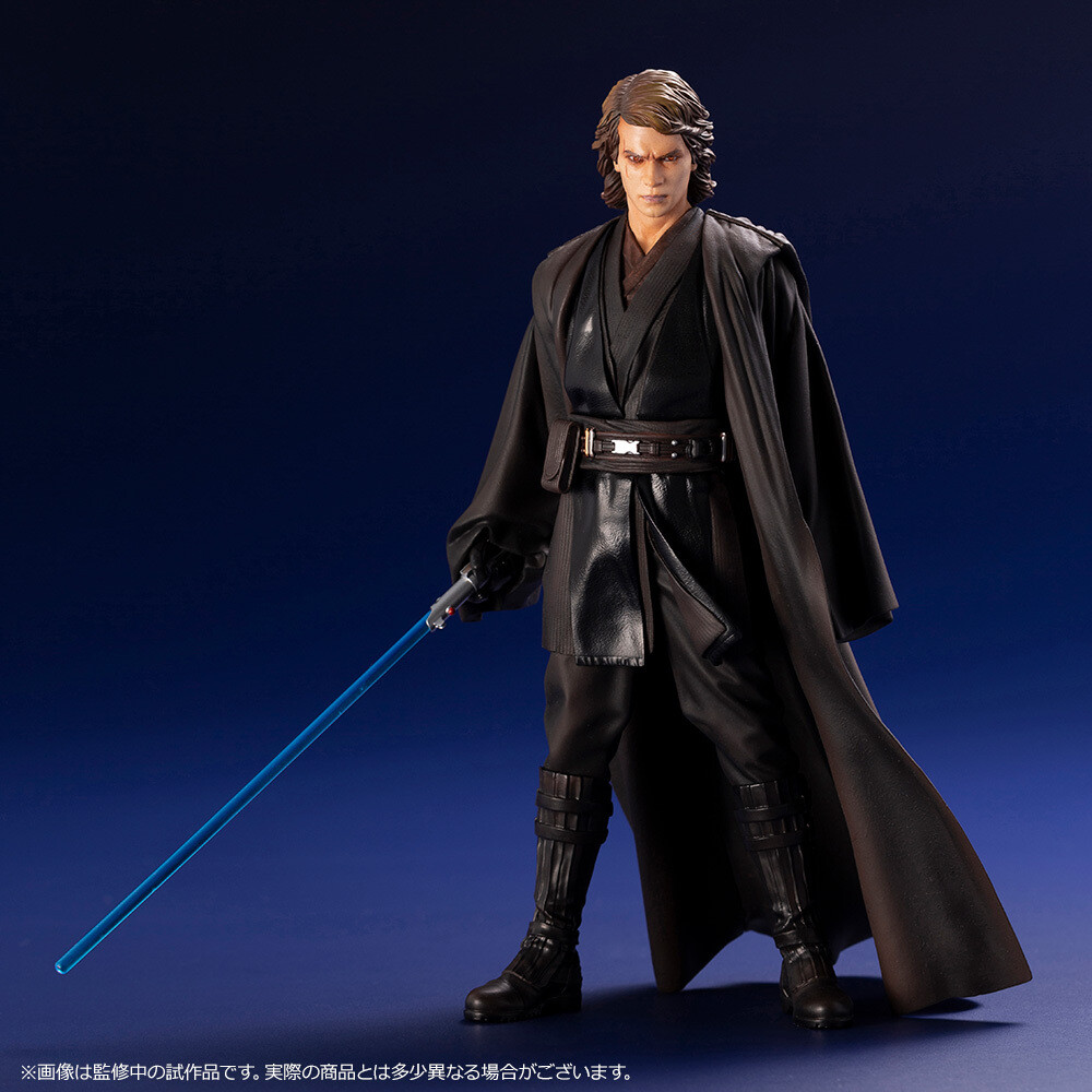 PRE-ORDER STAR WARS ANAKIN SKYWALKER Revenge of the Sith Ver. ARTFX+
