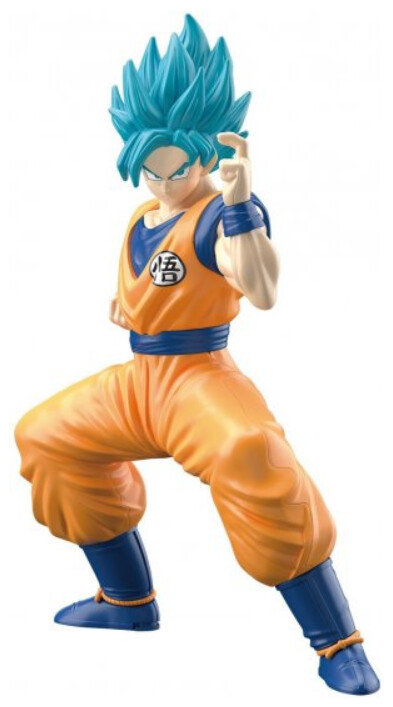 PRE-ORDER Entry Grade SSJ God Blue Son Goku