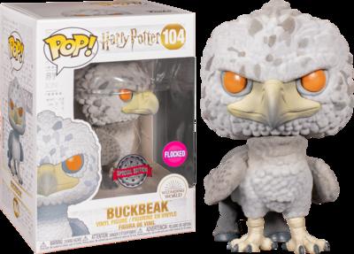Harry Potter - Buckbeak Flocked Pop! Vinyl Figure
