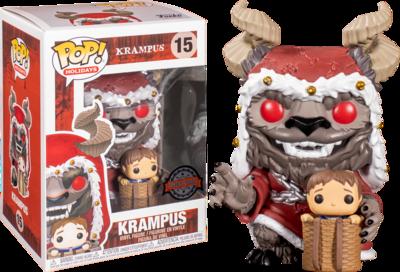 Krampus - Krampus with Kid Pop! Vinyl Figure