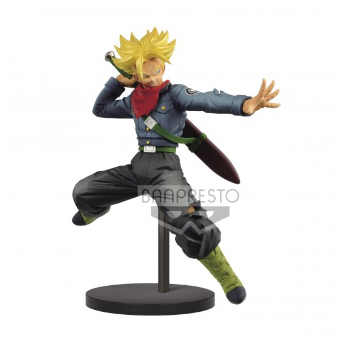 PRE-ORDER DB SUPER CHOSENSHIRETSUDEN II VOL.2 B:SSJ Future TRUNKS