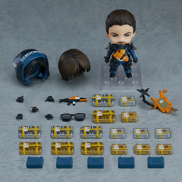 PRE-ORDER Nendoroid Sam Porter Bridges: Great Deliverer Ver.