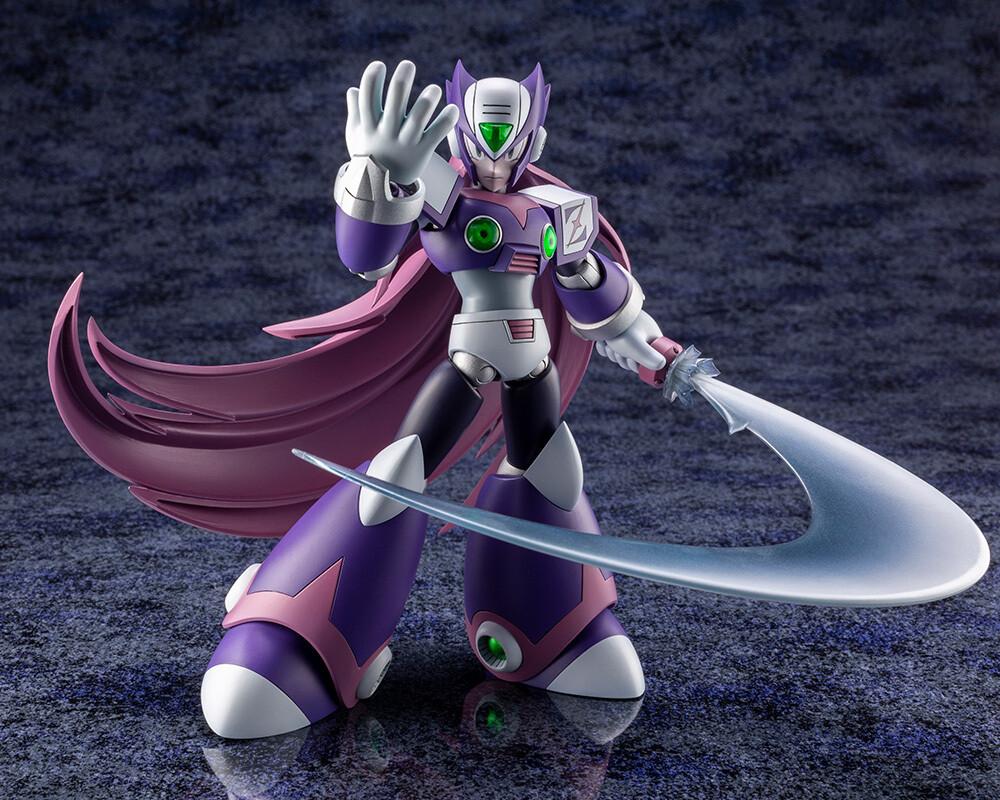 PRE-ORDER Mega Man X Zero Nightmare Ver. Plastic Model Kit