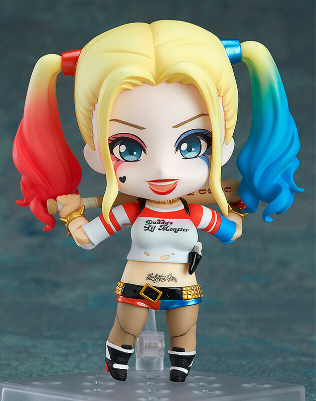 PRE-ORDER  Nendoroid Harley Quinn: Suicide Edition(re-run)