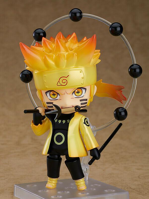 PRE-ORDER Nendoroid Naruto Uzumaki: Sage of the Six Paths Ver.