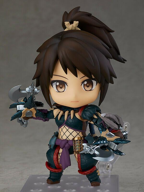 PRE-ORDER Nendoroid Hunter: Female Nargacuga Alpha Armor Ver. DX Ver