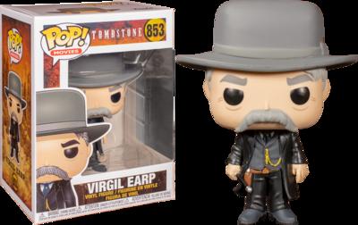 Tombstone - Virgil Earp Pop! Vinyl Figure