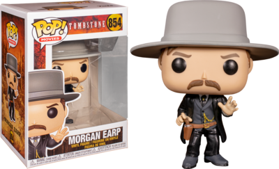 Tombstone - Morgan Earp Pop! Vinyl Figure