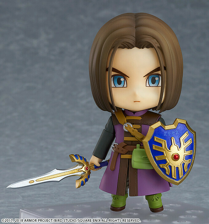 PRE-ORDER Nendoroid DRAGON QUEST(R) XI: Echoes of an Elusive Age The Luminary
