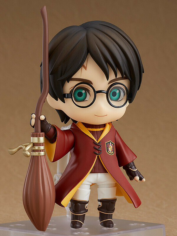 PRE-ORDER Nendoroid Harry Potter: Quidditch Ver.
