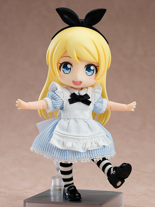PRE-ORDER Nendoroid Doll Alice(re-run)