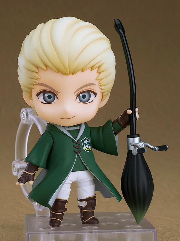 PRE-ORDER  Nendoroid Draco Malfoy: Quidditch Ver.