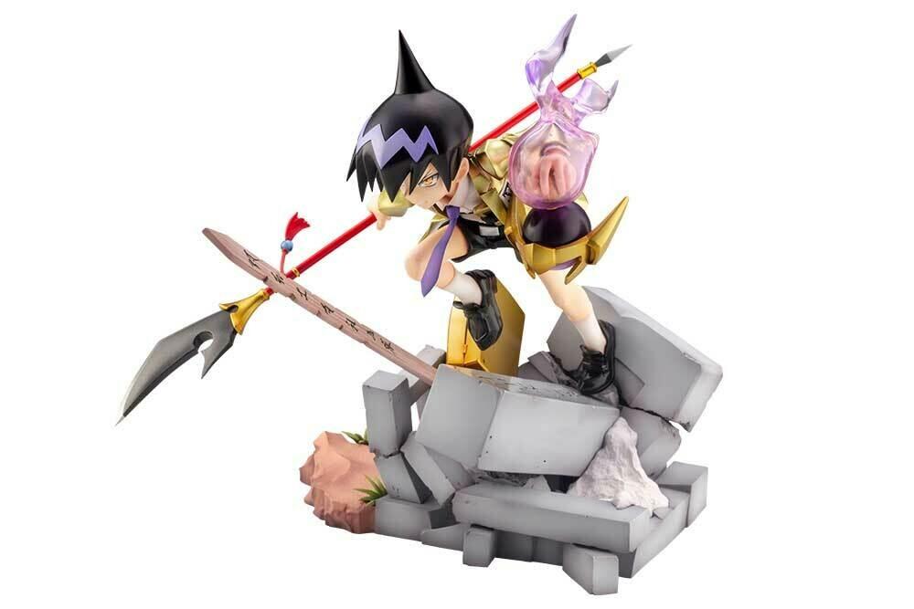 PRE-ORDER Shaman King Tao Ren ArtFX J Statue
