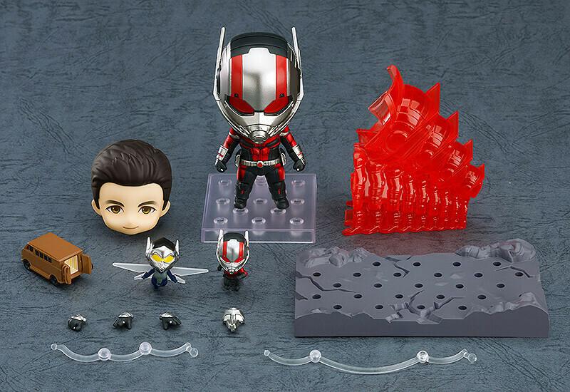 PRE-ORDER Nendoroid Ant-Man Endgame DX Ver.