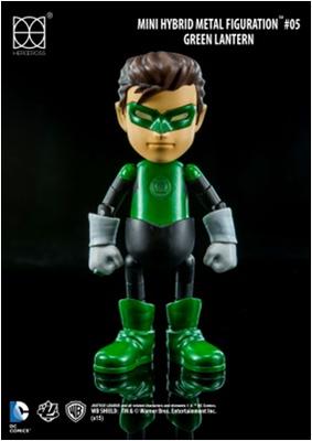 Herocross Mini HMF Series Green Lantern