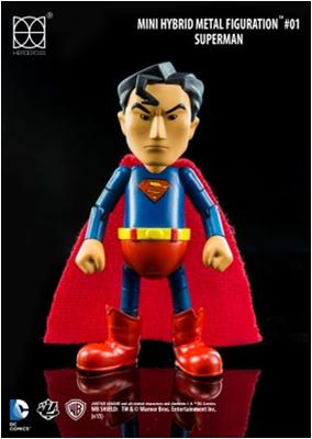 Herocross Mini HMF Series Superman