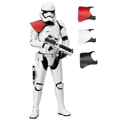 Star Wars: The Force Awakens First Order Stormtrooper 1:10 Scale ArtFX+ Statue