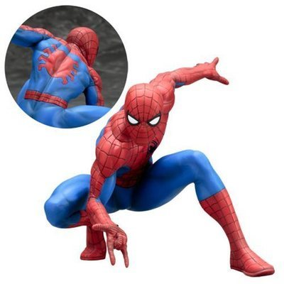 The Amazing Spider-Man ArtFX+ Statue