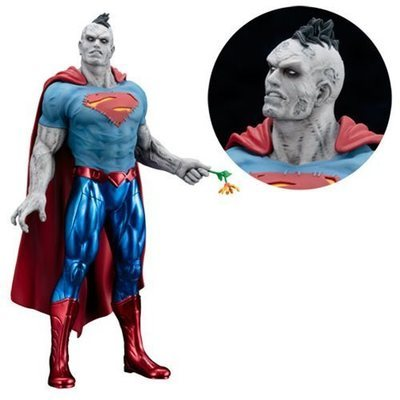 Superman Bizarro New 52 ArtFX+ Statue