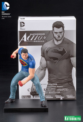 DC Universe Clark Kent New 52