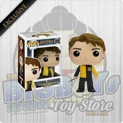 Harry Potter Cedric Diggory Pop! Vinyl Figure Big Boys Exclusive