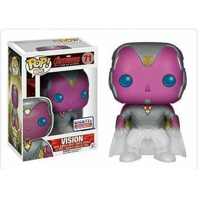 Avengers Age of Ultron Phasing Vision POP! Vinyl Figure - Big Boys Toy Store Exclusive