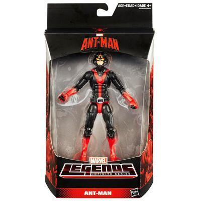 Marvel Legends Infinite Series Eric O'Grady Antman Walgreens Exclusive